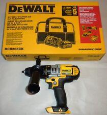 """DeWALT DCD985 20V Li-Ion 1/2""""  Cordless Hammer Drill & DCB205CK 5.0Ah Battery"""