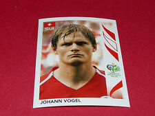 485 JOHANN VOGEL HELVETIA SUISSE PANINI FOOTBALL GERMANY 2006 WM FIFA WORLD
