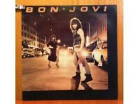 BON JOVI - BON JOVI  - LP/VINILO - ESPAÑA - 1984 - (EX/NM - EX/NM)
