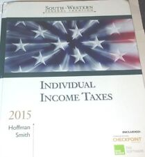 South-Western Federal Taxation 2015 : Individual Income Taxes by James E. Smith