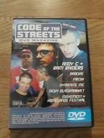 Code Of The Streets Rare Drum & Bass DVD Andy C, Brockie, Sub Focus, DJ Fresh