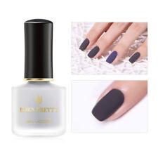 BORN PRETTY 6ml Matte Top Coat Nail Polish Clear Dull Nail Art Varnish Manicure