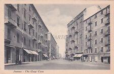 SAVONA - Via Luigi Corsi 1942