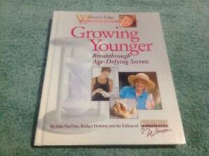 Growing Younger By Julia Van Tine, Bridget Doherty Book