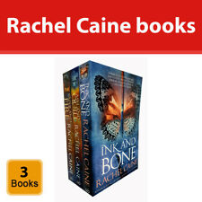Rachel Caine The Great Library 3 Books Collection Set Young Adult Fiction Pack