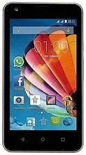"MEDIACOM PHONEPAD DUO G415 DUAL SIM 4"" QUAD CORE 4GB SILVER"