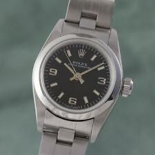 Rolex Oyster Perpetual Lady Stahl No Date Automatik Damenuhr 67230 VP: 3900,- €