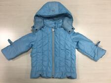 Mirtillo Italy Hooded Winter Warm polyester Jacket Coat Giubbotto Size 2 years
