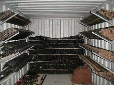 SHIPPING CONTAINER PIPE RACK