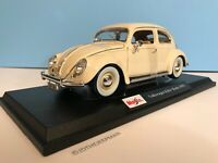 Maisto 1955 Volkswagen Kafer- Beetle 2020 Special Edition Exclusive Style New