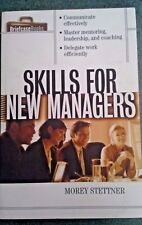 Skills for New Managers - Morey Stettner - Briefcase Books