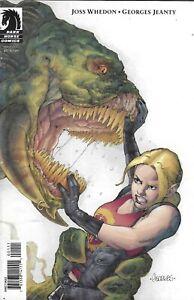 Buffy The Vampire Slayer Comic 1 Season 8 Cover E Fourth Print Variant 2007