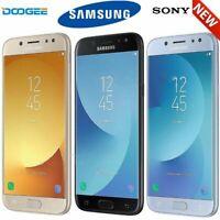 SAMSUNG GALAXY J5 16GB NOIR GOLD BLANC TELEPHONE DÉSIMLOCKÉ SMARTPHONE 5.1NEUF