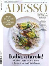 ADESSO, Heft Dezember 12/2018: Italia, a tavola! +++ wie neu +++