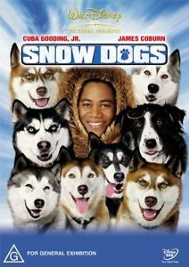 Snow Dogs (DVD, 2003)