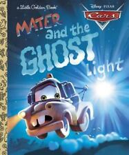 Mater and the Ghost Light Little Golden Book 2006 CARS Movie Disney Pixar NEW