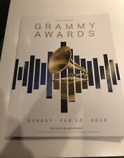 61st Annual Grammy Awards Program 2019