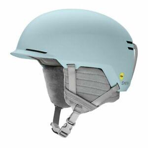Smith Scout Junior Mips Matte Polar Blue Small 48-53cm Ski Snowboard Helmet