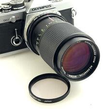 Vivitar 70-150mm f3.8 MC Macro Zoom de enfoque, ajuste Olympus OM