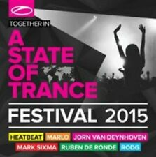 VARIOUS ARTISTS - A STATE OF TRANCE FESTIVAL 2015 USED - VERY GOOD CD