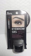 EYEBROW GEL 2ND LOVE CHARCOAL BLACK WATERPROOF GEL DE CEJAS SUITABLE FOR ALL DAY