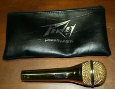 Peavy Pv I2 Cardoid Gold Vocal Microphone Free Shipping