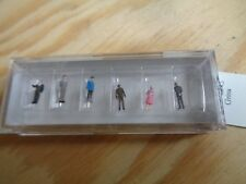 1:200 Preiser 80905 PASSERS-BY figures. orig. Packaging