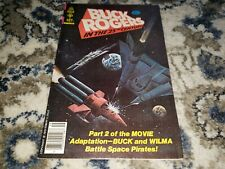 BUCK ROGERS IN THE 25TH CENTURY #3 1979 VF/VF+