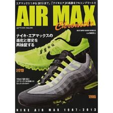 NIKE AIR MAX CHRONICLE 1987-2013 Collection Full Complete Book Japan
