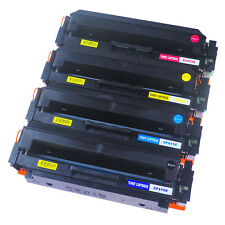 4PK High Yield Toner Compatible with HP CF410X-CF413X LaserJet Pro M452 MFP M377