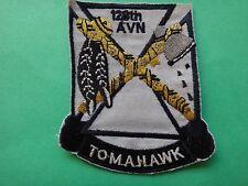 US 128th Aviation Company TOMAHAWK Patch From Vietnam War Era