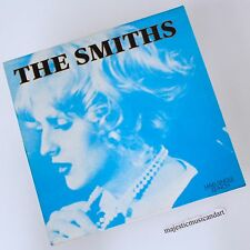 ANDY WARHOL ART COVER THE SMITHS ORIGINAL 1987 EP ULTRA-RARE BLUE VARIANT GRAIL