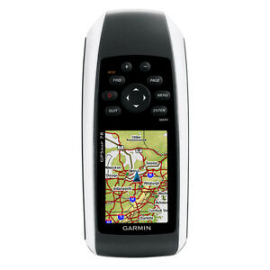 Garmin GPSMAP 78 Handheld Portable Marine Waterproof GPS Navigator/Chartplotter