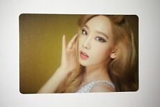 SNSD Girls' Generation 5th Album Lion Heart TaeYeon Official Photo Sticker Card