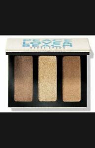 Bobbi Brown Beach Eye Shadow Trio-Tiki Metallics, Sandcastle Sparkle, Sunset NIB