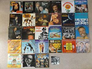 "Comedy Records 12"" Vinyl LPs Albums Vintage Bundle Job Lot Humour Novelty Celeb"
