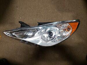 2011-2013 Hyundai sonata. YC  Headlamp Front Head Light Left Driver Side