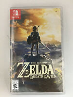 The Legend of Zelda: Breath of the Wild for Nintendo Switch , New , Sealed