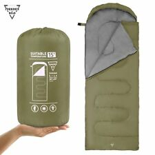 Forbidden Road Lightweight Mummy Sleeping Bag 300 Gsm For 15 Degree Compact Bag