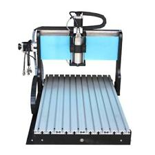 3 Axis USB CNC Router 6040 1500W+2.2kw VFD Wood Carving Metal Engraving Machine