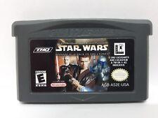 Star Wars: Episode II: Attack of the Clones (Nintendo Game Boy Advance, 2002)