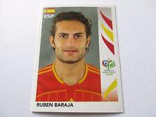 Sticker PANINI Fifa World Cup GERMANY 2006 N°540 Spain Espagne Ruben Baraja