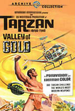 TARZAN AND THE VALLEY OF GOLD NEW DVD