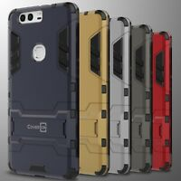 For Huawei Honor V8 Case Hard Kickstand Protective Cover
