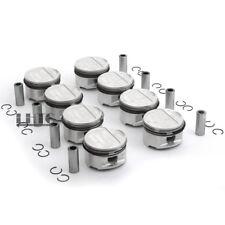 8x Pistons Rings Set STD Φ84.5mm / Φ21mm Wrist For AUDI A6 S6 C5 A8 4E 4.2L V8