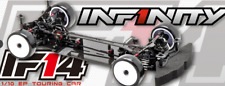 Infinity 1/10 IF14 Touring Car Chassis Kit EP 1:10