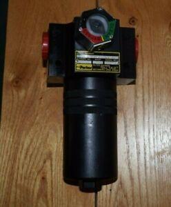 Hydraulic filter, High Pressure, Parker 15P, Hydac, MP Filtre, Pall