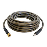 "Simpson 41028 Pressure Washer Hose 3/8"" x 50' 4500 PSI Cold Water"