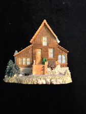 """Liberty Falls Collection Ah133 Trapper """"Big Mike's Cabin� Exclusive Creation"""