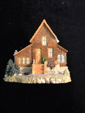 """Ah133 Trapper """"Big Mike's"""" Cabin Liberty Falls Collection Exclusive Creation"""